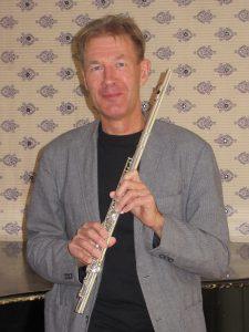 Christoph Klövekorn, Flöte